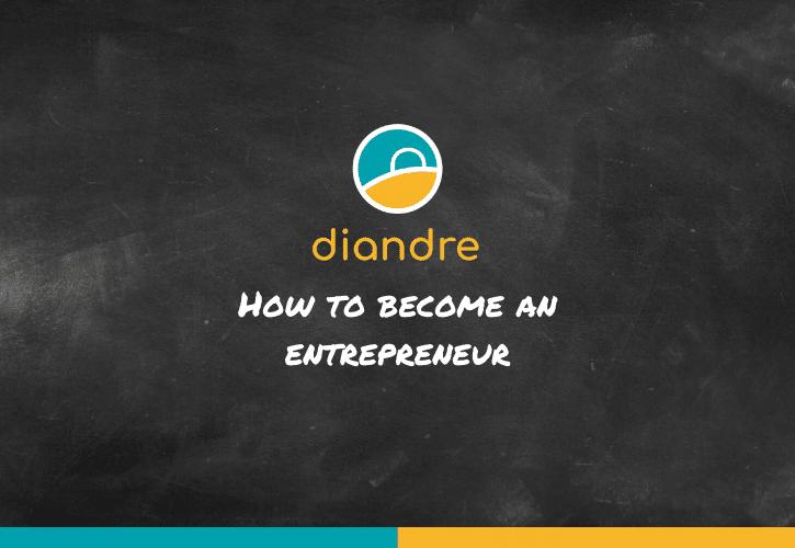 How to become an entrepreneur (2)